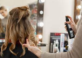 The services offered by hair salons