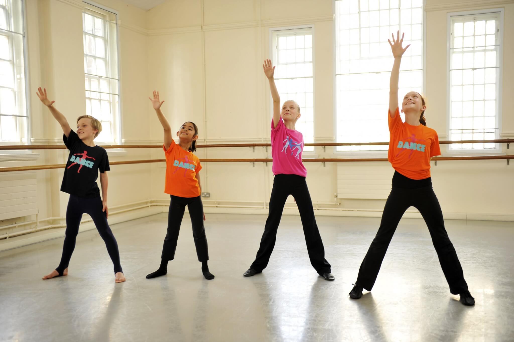 Type of Dance School